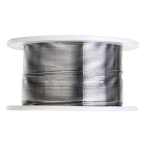 Solder Lead Free 99.3%Purity Dia.0.8mm Tin Wire 100g/Role