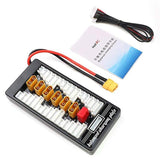 HotRC XT60 Lipo Balanced Parallel Charging Board