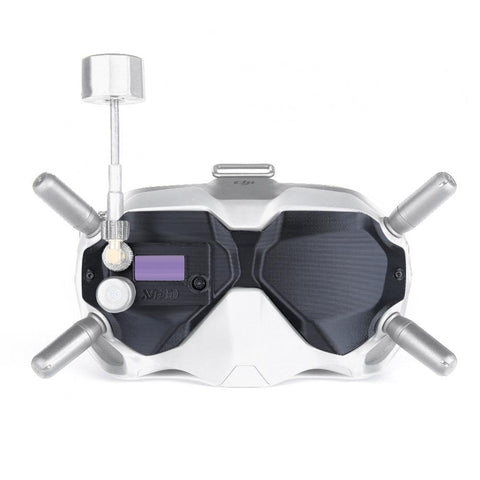 3D Printed Analog Conversion Kit for DJI FPV Goggles