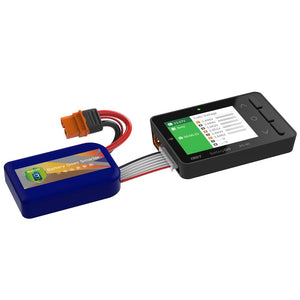 ISDT BattGO BG-8S Smart Battery Checker Balancer Receiver Signal Tester Tool