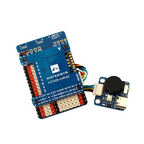 MATEK Flight Controller H743-WING