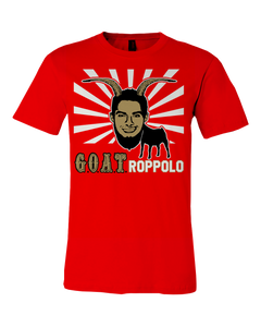 "Jimmy ""G.O.A.T.roppolo"" Tee *PRE-ORDER*"