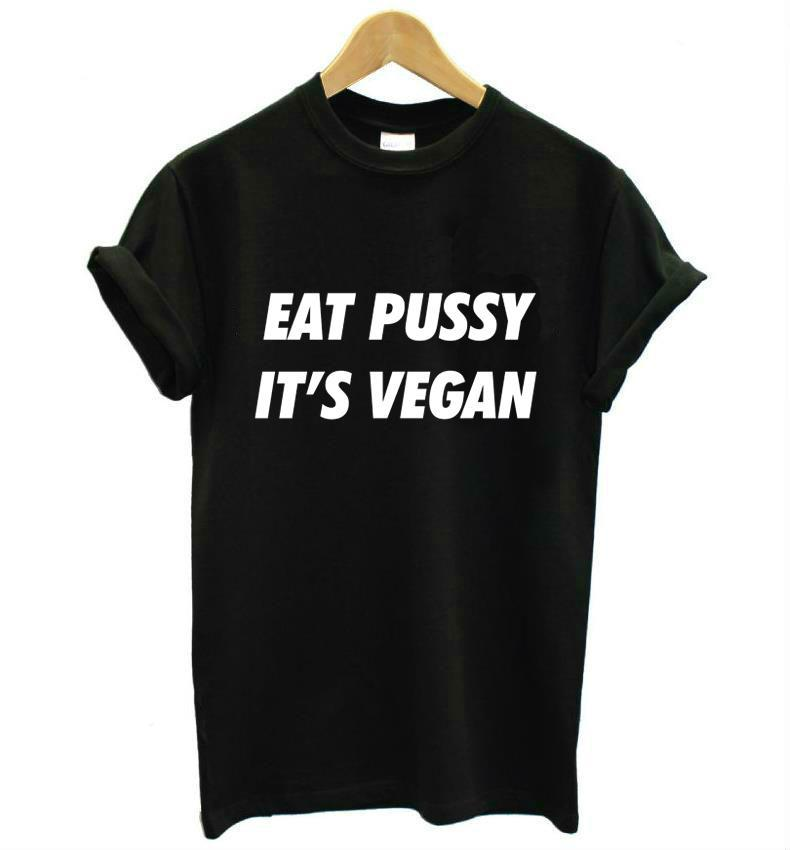 Eat Pussy, It's Vegan