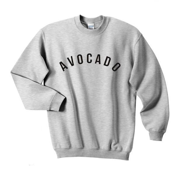 Avocado Lover Sweatshirt
