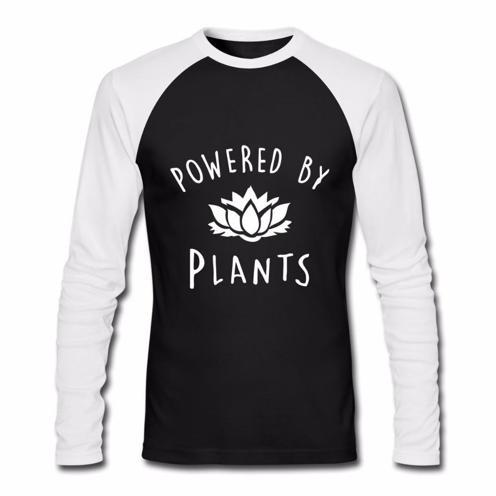 Powered by Plants - Long Sleeve