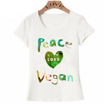 Peace Love Vegan
