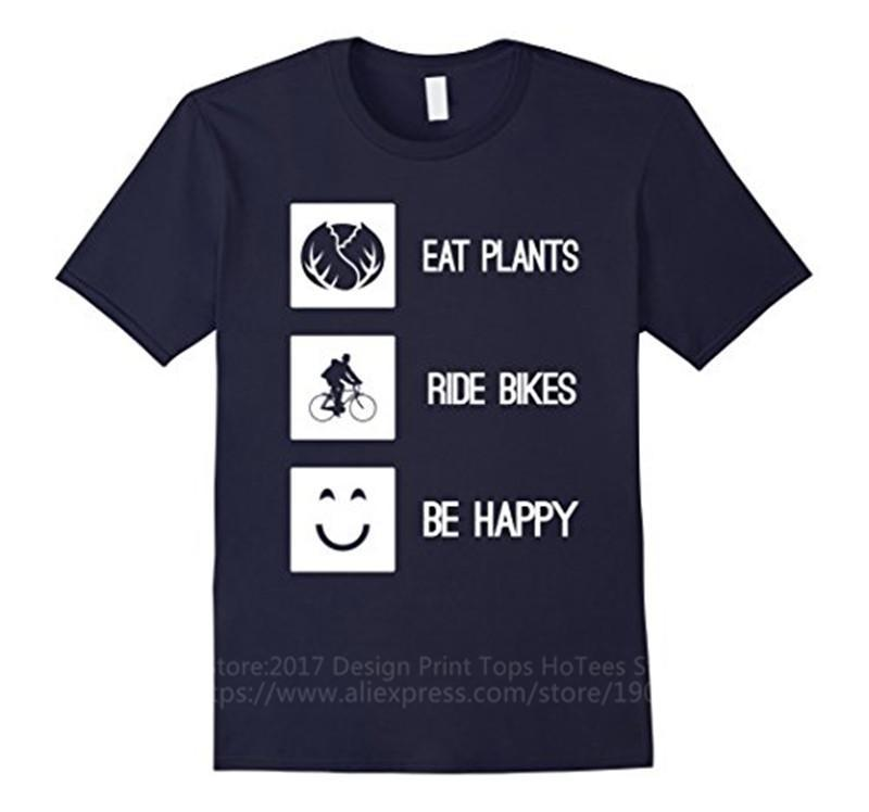 Eat Plants, Ride Bikes, Be Happy