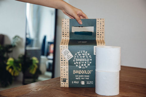 Grabbag of Bambooloo Toilet Rolls