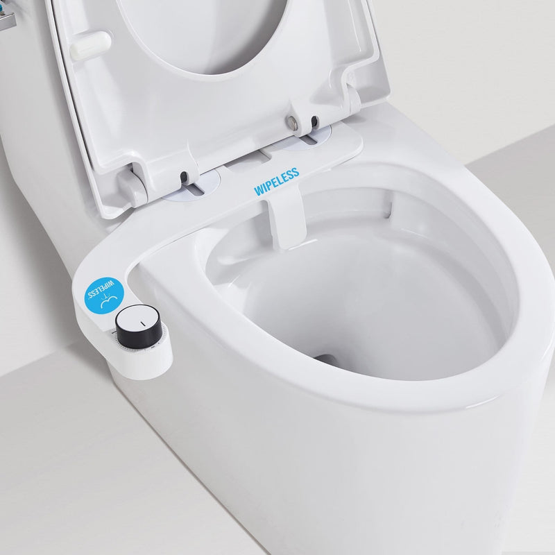 Wipeless™ - Model MK1 Twin nozzle Bidet Wipeless Bidets Wipeless