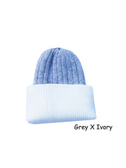 PRE ORDER Cashmere Beanies With Single Pompom