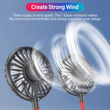 Neck Fan - Mini Portable Neck Fan