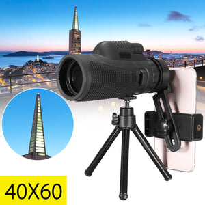 Monocular Telescope for Smartphone