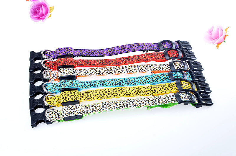 Luminous LED Pet Collars