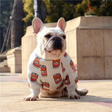 Frenchie Clothes Cans T-shirt