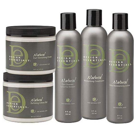 Design Essentials Natural Hair Care Collection