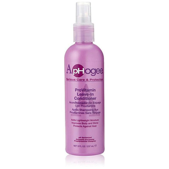 ApHogee Pro-Vitamin Leave-In Conditioner - Melanin Beauty Suppliers