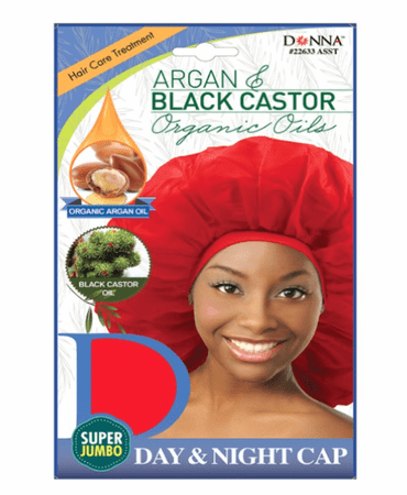 DONNA ARG/BLACK CASTOR DAY/NGHT JMB - Melanin Beauty Suppliers