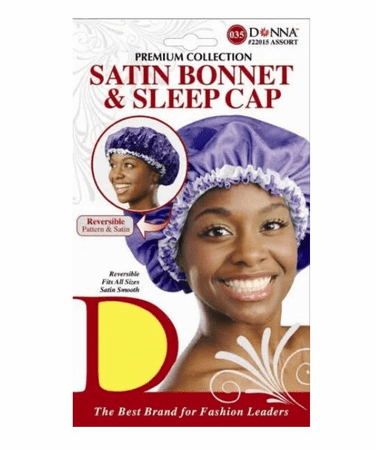 Donna Satin Bonnet/Sleep Cap