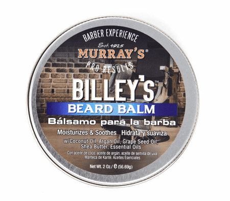 Murray's Billeys Beard Balm 2 oz - Melanin Beauty Suppliers