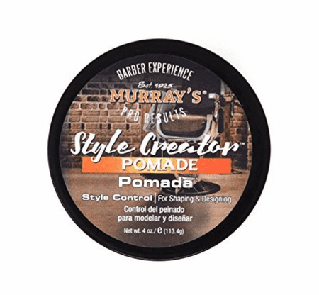 Murray's Style Creator Pomade 4 oz - Melanin Beauty Suppliers