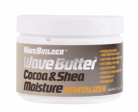 WaveBuilder Wave Butter Moisture Revitalizer 4.8 oz - Melanin Beauty Suppliers