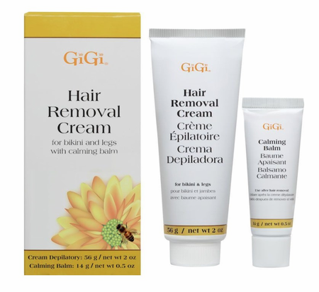 Gigi Hair Removal Cream For Legs & Bikini