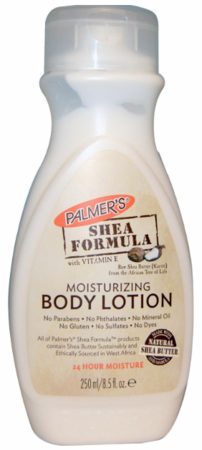 Palmer's Shea Butter Formula with Vitamin E Moisturizing Body Lotion 12 oz - Melanin Beauty Suppliers