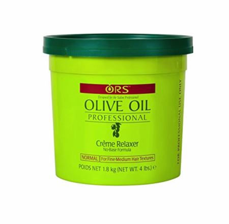 Organic Root Stimulator Olive Oil Professional Creme Relaxer Normal 4 lb - Melanin Beauty Suppliers