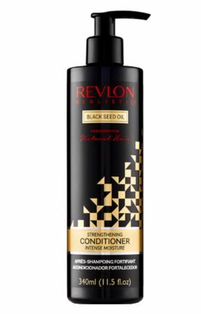 Revlon Realistic Black Seed Oil Strengthening Conditioner 11.5oz - Melanin Beauty Suppliers