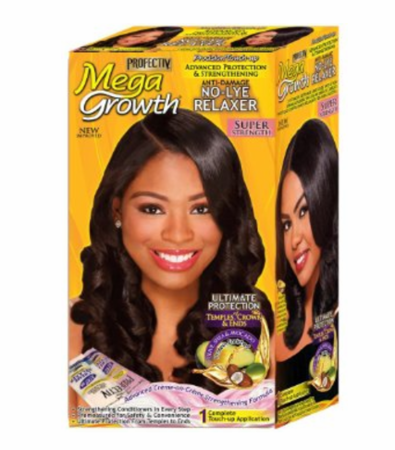 ProfectivMega Growth Relaxer No Lye 1 Touch Super Kit