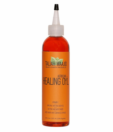 Taliah Waajid African Healing Oyl 8 oz - Melanin Beauty Suppliers