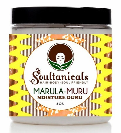 Soultanicals Marula Muru Moisture Guru 8 oz - Melanin Beauty Suppliers