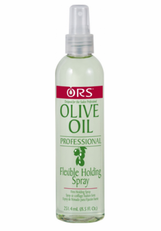 ORS Olive Oil Flexible Holding Spray 8 oz - Melanin Beauty Suppliers