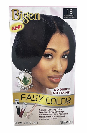 Bigen Easy Color Hair Color Intense Black - Melanin Beauty Suppliers