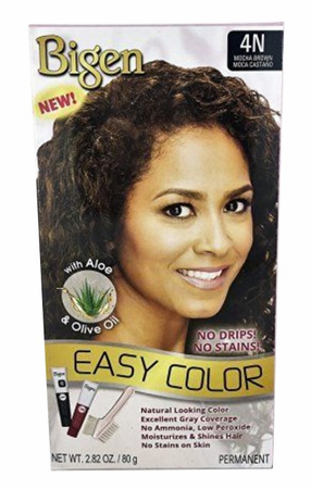 Bigen Easy Color Hair Color Mocha Brown - Melanin Beauty Suppliers