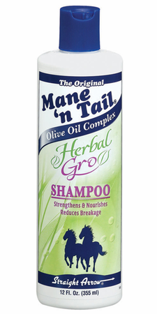MANE N TAIL Herbal GRO Shampoo 12 oz