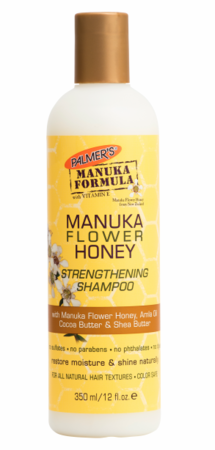 Palmer's Manuka Flower Honey Strengthening Shampoo 12 oz - Melanin Beauty Suppliers