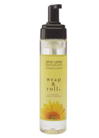 Jane Carter Wrap And Roll Mousse 8 oz - Melanin Beauty Suppliers