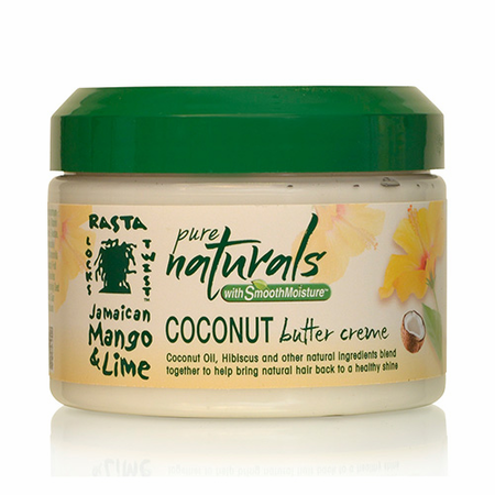 Jamaican Mango & Lime Pure Naturals Coconut Butter Creme 12 oz - Melanin Beauty Suppliers