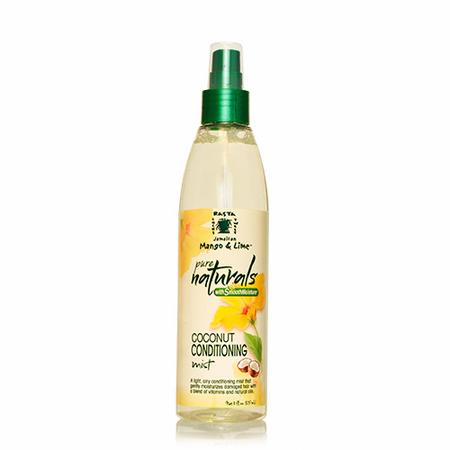 Jamaican Mango & Lime Coconut Conditioning Mist 8 oz - Melanin Beauty Suppliers