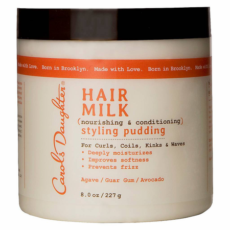 Carol's Daughter Hair Milk Styling Pudding 8 oz - Melanin Beauty Suppliers