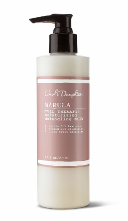 Carol's Daughter Marula Curl Therapy Detangling Milk 8 oz - Melanin Beauty Suppliers