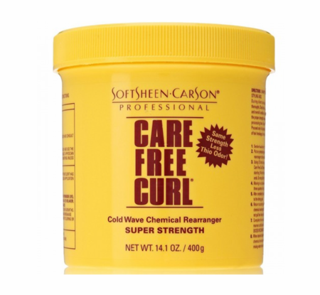 Care Free Curl Chemical Rearranger Super Strength 14.1 oz - Melanin Beauty Suppliers