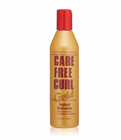 Care Free Curl Gold Instant Activator 8 oz - Melanin Beauty Suppliers