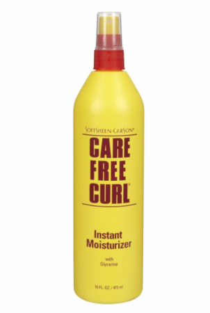 Care Free Curl Instant Moisturizer Spray 16 oz - Melanin Beauty Suppliers