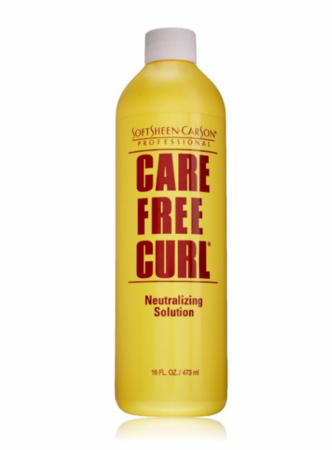 Care Free Curl Neutralizing Solution 16 oz - Melanin Beauty Suppliers