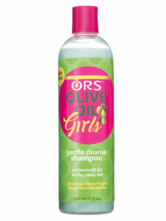 ORS Olive Oil Girls Gentle Cleanse Shampoo 13 oz - Melanin Beauty Suppliers