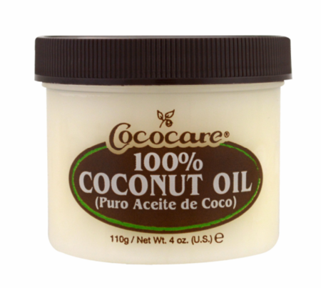 Cococare 100% Coconut Oil 4 oz - Melanin Beauty Suppliers