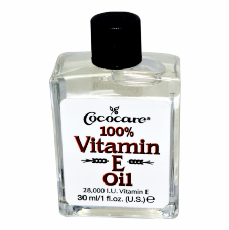 Cococare 100% Vitamin E Oil 28000 IU 1 oz - Melanin Beauty Suppliers