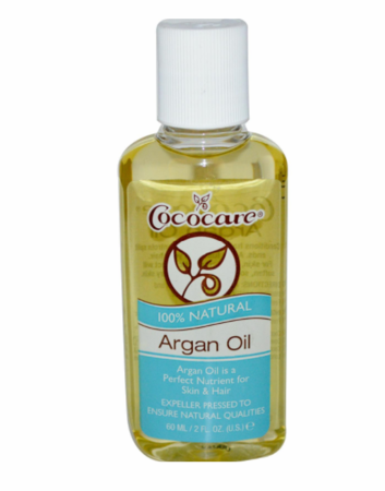 Cococare Natural Argan Oil 2 oz - Melanin Beauty Suppliers